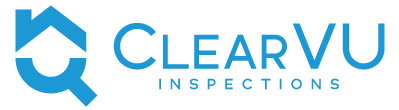 ClearVU Home Inspections Logo